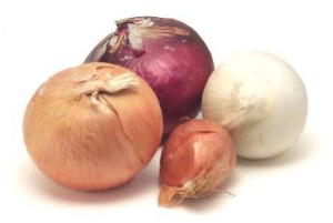 healthy foods that give you energy - onions